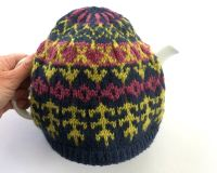 Knitted Tea Pot Cover