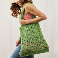 This Way Up Bag ! Knitting pattern