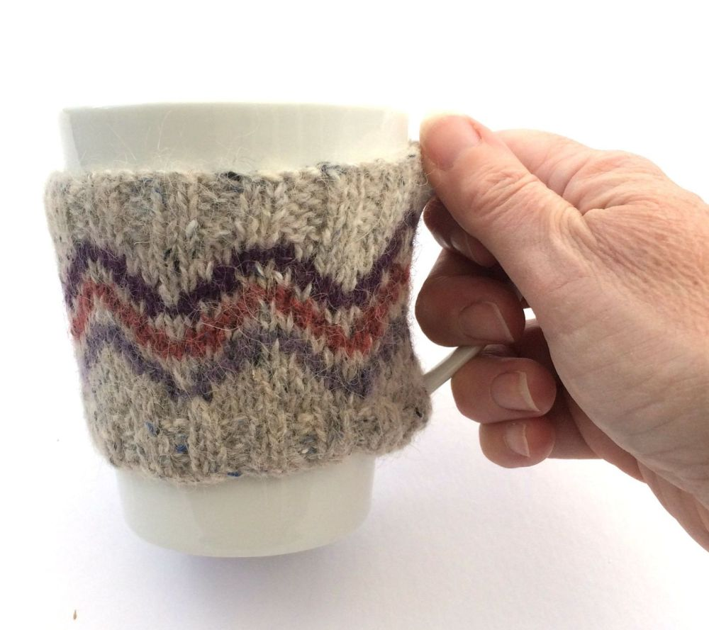 Chevron Mug cozy
