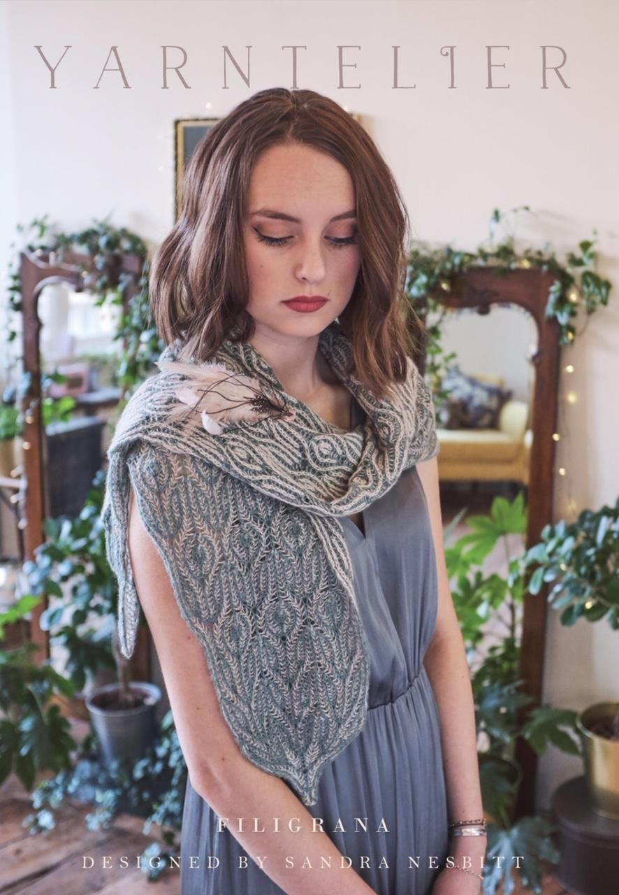 Filigrana Knitting Pattern