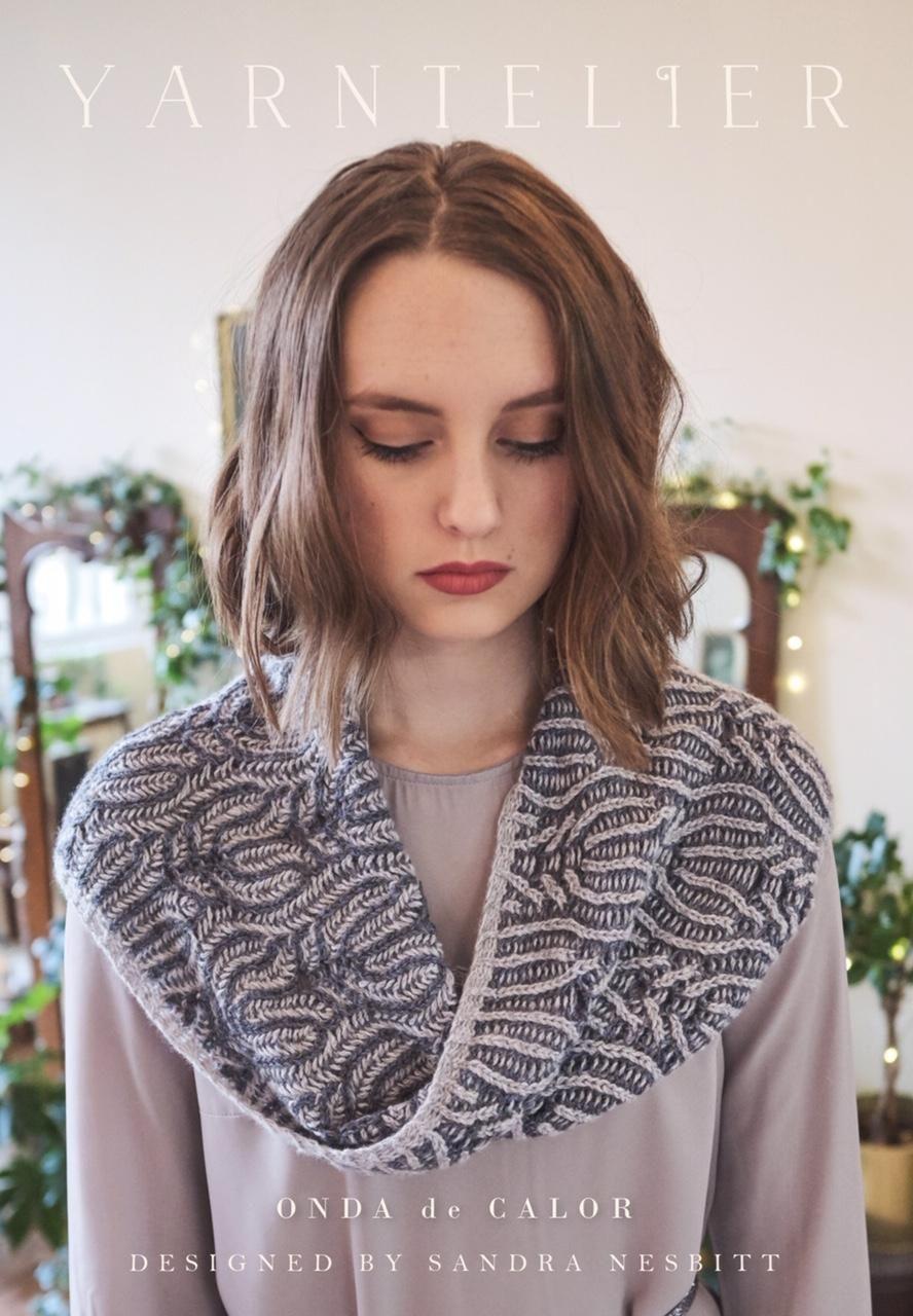 Onda de Calor Knitting Pattern