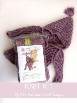 Madison Jacket Knitting Kit