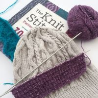 Designing knitted accessories with Sandra Nesbitt Sunday 24th November 2019