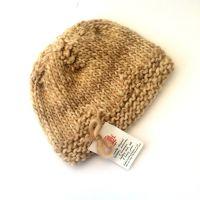 Cream Wool Hat