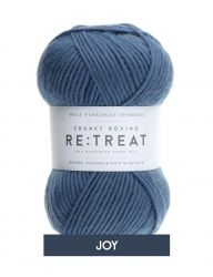 Re:Treat - Joy - Chunky Roving 100% wool yarn