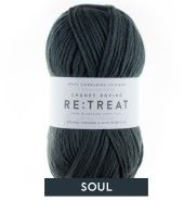 Re:Treat - Soul - Chunky Roving 100% wool yarn