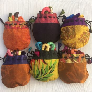 Free Little Sewing Bag (when you purchase 2 kits)