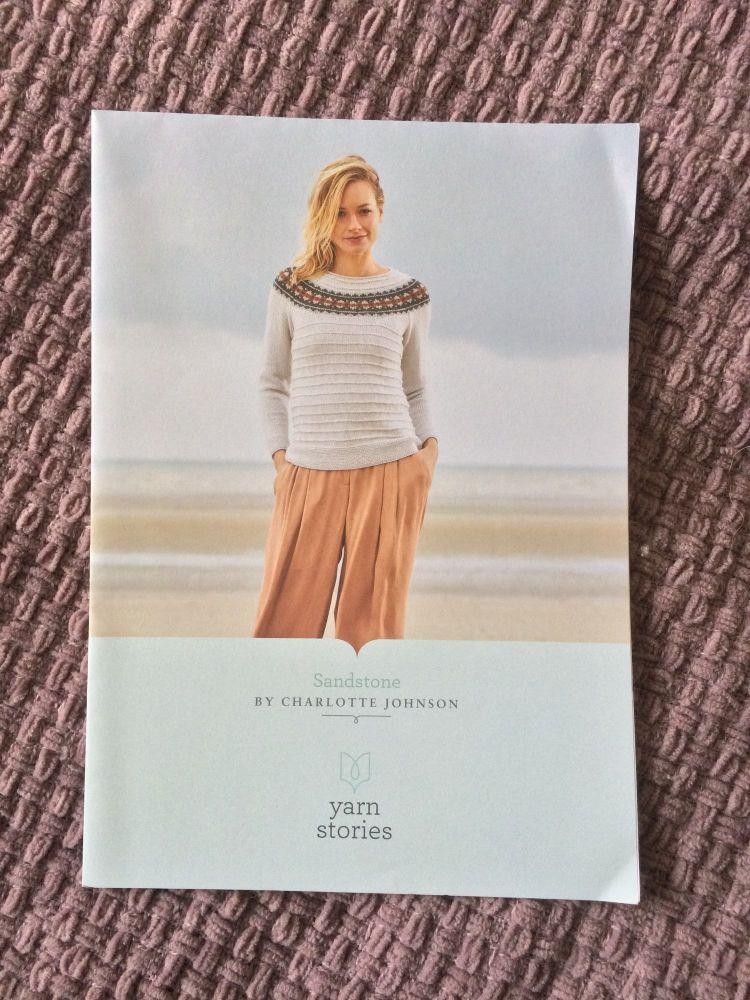 Sandstone Yarnstories Knitting pattern