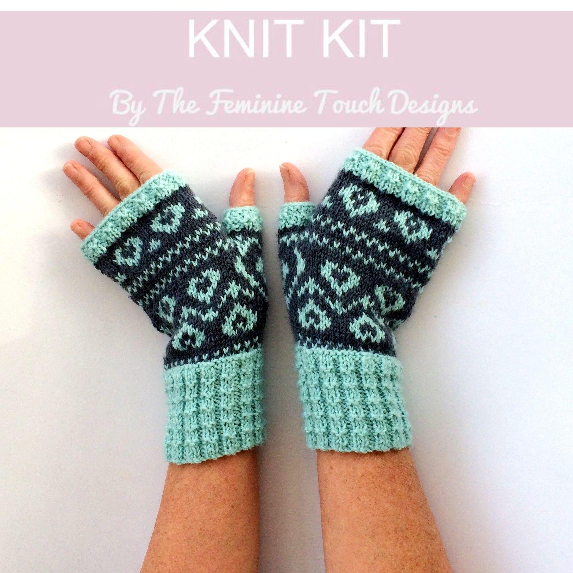 Heart Gloves Kit