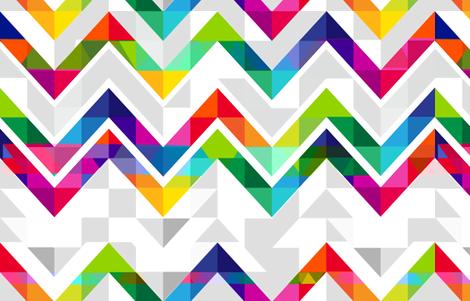 Harlequin Fair Isle Triangles