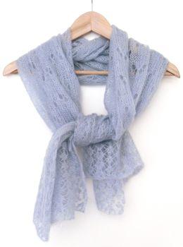 Mohair Wedding wrap / shawl