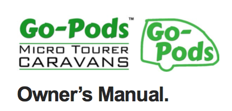 GOING Go-Pods Manual