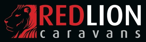 Red Lion Caravans Logo