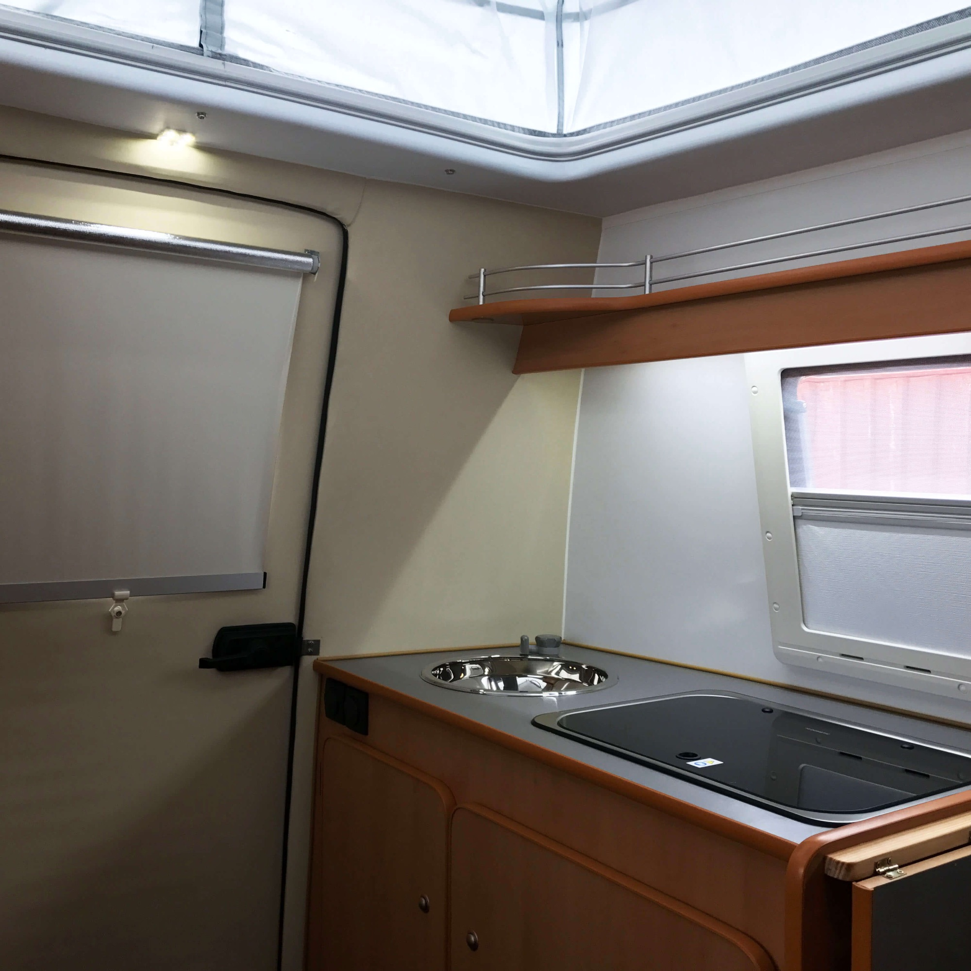 Go Pods Co Uk Micro Tourer Caravans Small 2 Berth