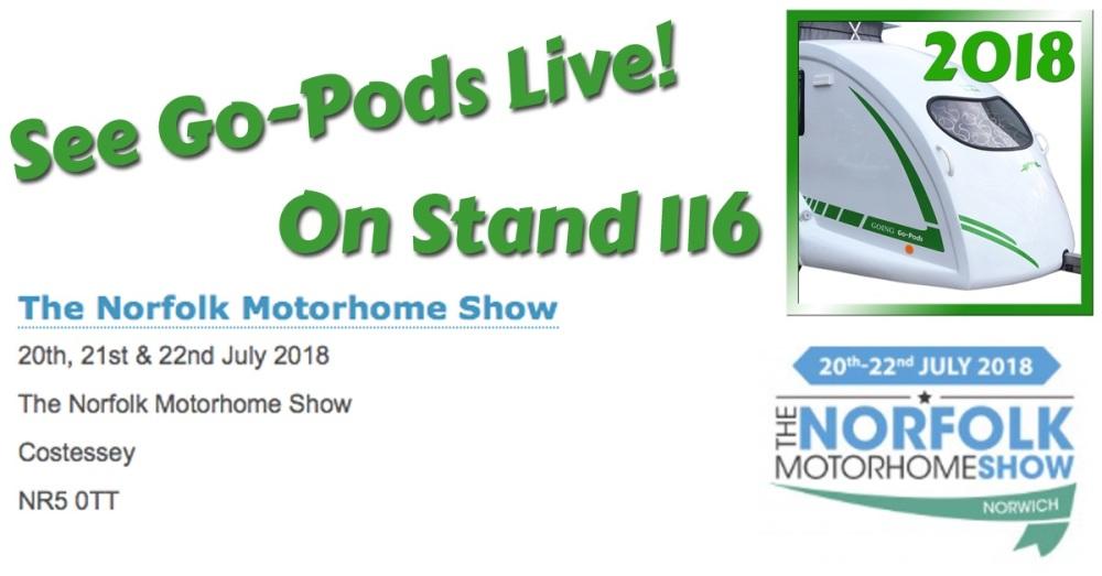 Norfolk Show 2018