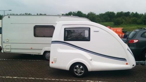 2015 - Go-Pods. Best 2 berth caravans.Go-Pods in comparison to regular cara