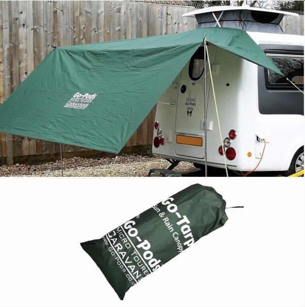 Go-Tarp - sun & rain canopy