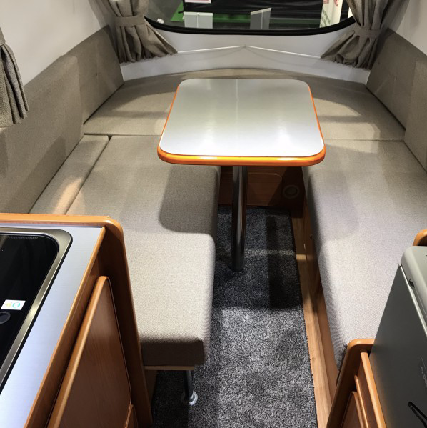 3 - SINGLE BED UPGRADE GO-POD 2019