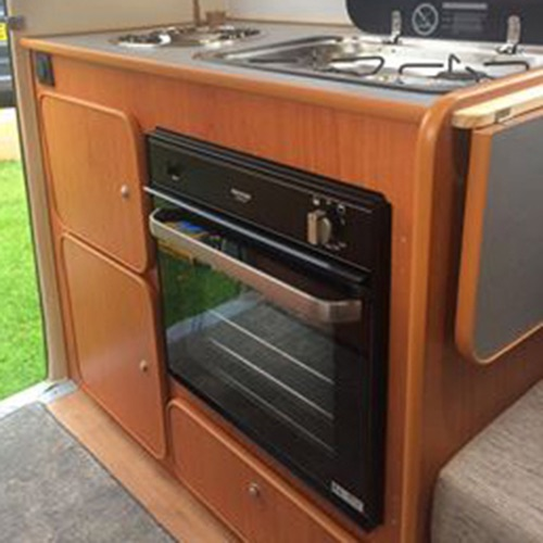 Gas Oven & Grill