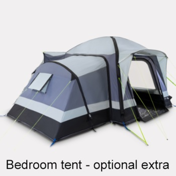 Bedroom Annex Tent - Kampa Awning