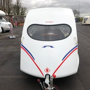 2017 Go-Pod PLUS with FREE extras! £10,495.00 - Deposit £1000 - Balance on collection.