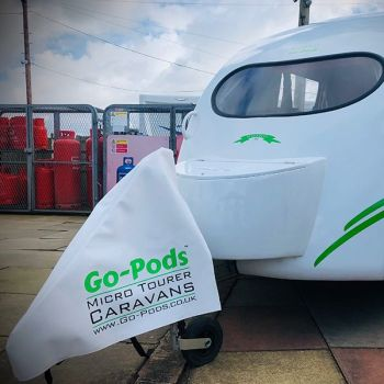 Go-Pods Hitch Covers