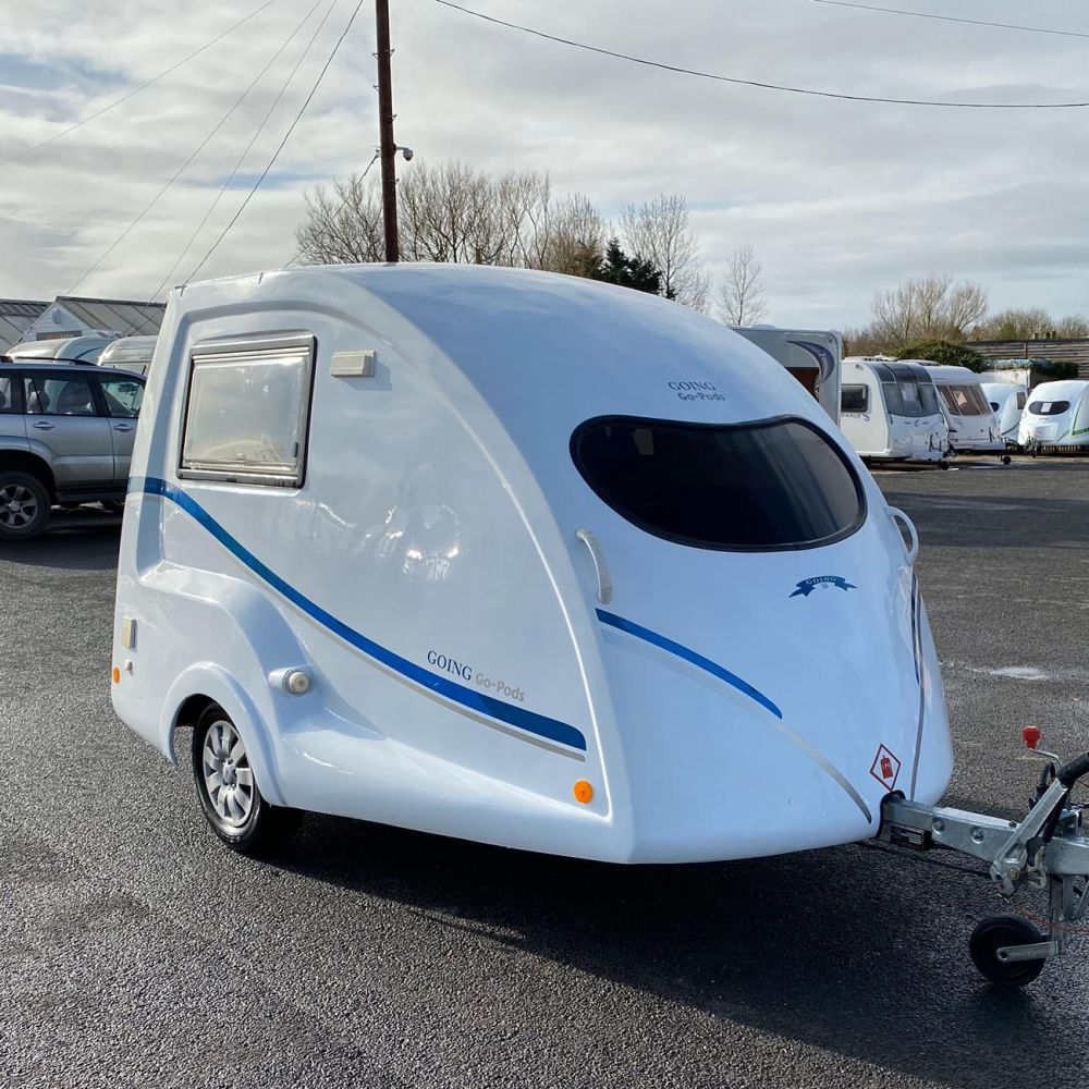 Great condition 2016 Highland Edition Go-Pod! Just £7,500 - Deposit £1000 -