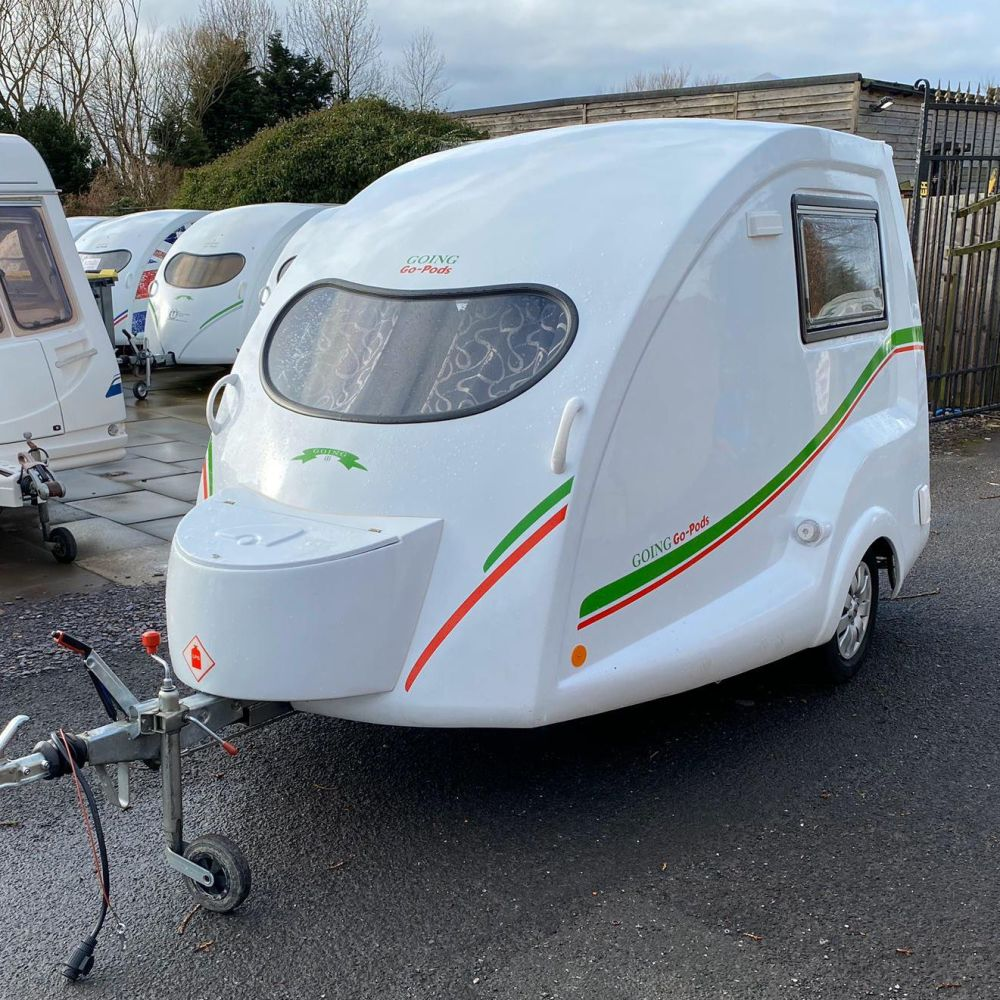 Beautiful 2016 Go-Pod PLUS with Front Box & More! £10,495.00 - Deposit £100