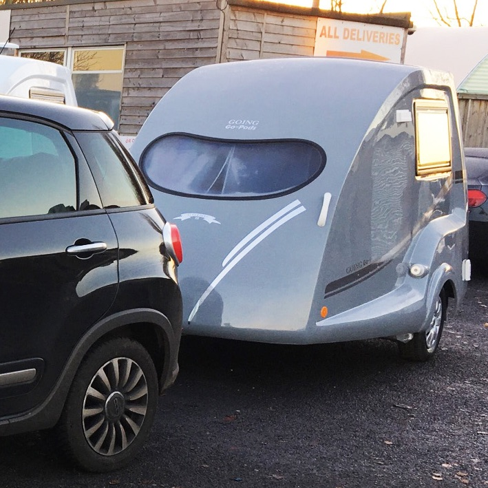 Venus -  Next Generation  Go-Pod - £16,495.00 - Special Price - Deposit £1000 - Balance on collection.