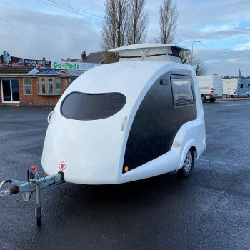 2016 Go-Pod Standard model with Blown Air Heating, Motor Mover & more! £10,495.00 - Deposit £1000 - Balance on collection.