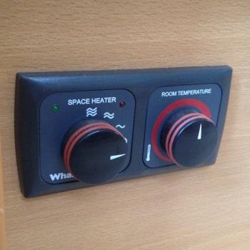 Blown Air Heating (Dual Fuel)