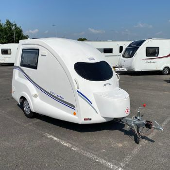 2016 Go-Pod PLUS model with heating, solar panels & more! Just £9,995.00
