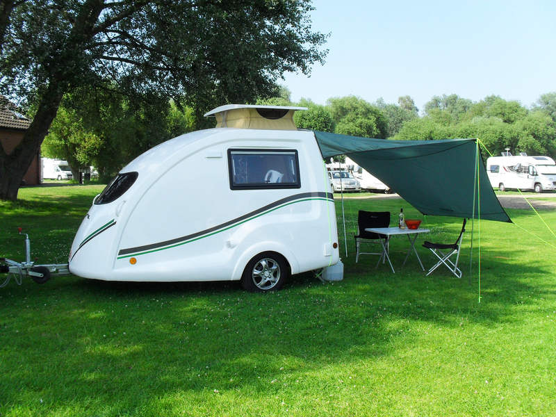 Mini Camper Trailer For Sale
