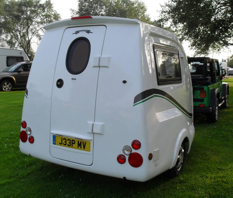 Go Pods Co Uk Micro Tourer Caravans Small 2 Berth