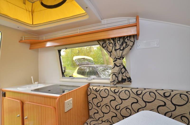 Go Pods Co Uk Kitchen Area Teardrop Caravan Micro Caravan