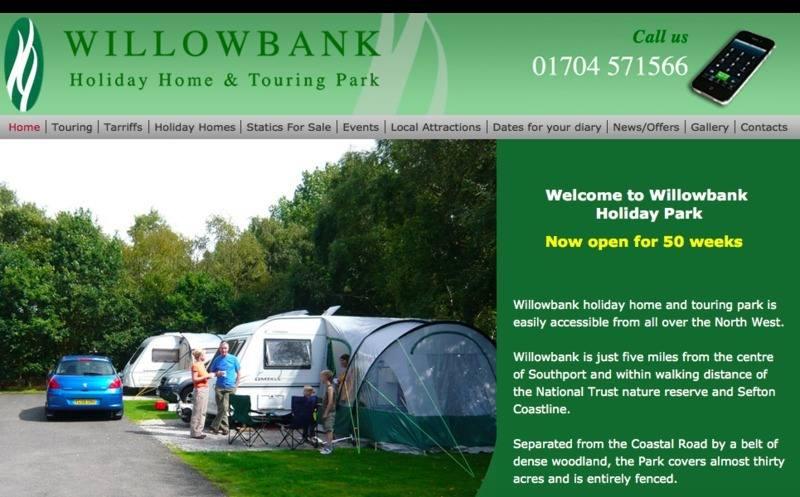 Willowbank Touring Park
