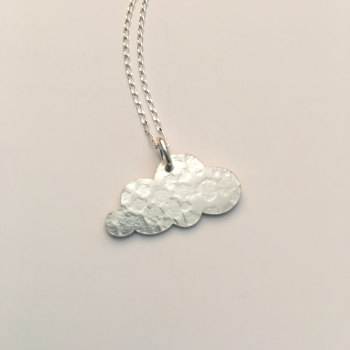 Silver Cloud Pendant