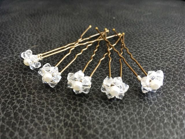 Victoria Jane Designs - Patricia Hair Pins (other colours available)