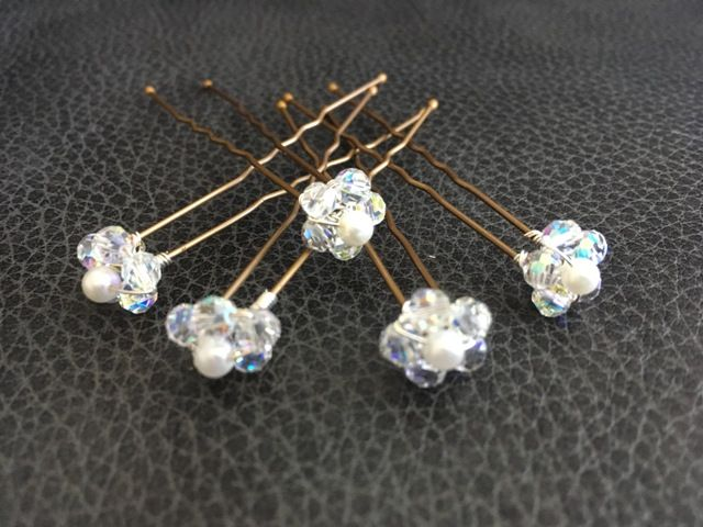 Victoria Jane Designs - Pamela Hair Pins (other colours available)