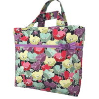 Tote Bag - Poppies