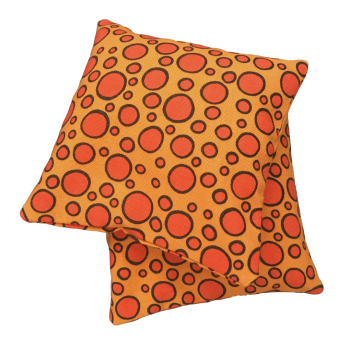 Hand Warmers - Bright Orange