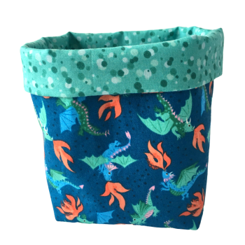 Storage Baskets - Dragons (3 sizes to choose from)