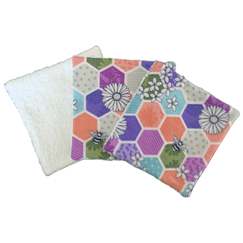 Reusable Cotton Wipes -  057