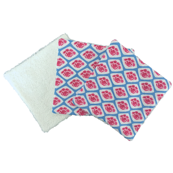 Reusable Cotton Wipes -  004