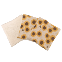 Reusable Cotton Wipes - 131 SUNFLOWERS