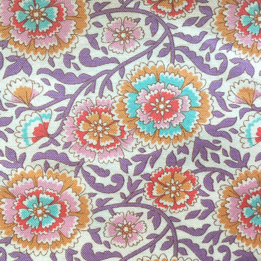 Cotton Face Mask - 119 (picture of fabric used for the mask)