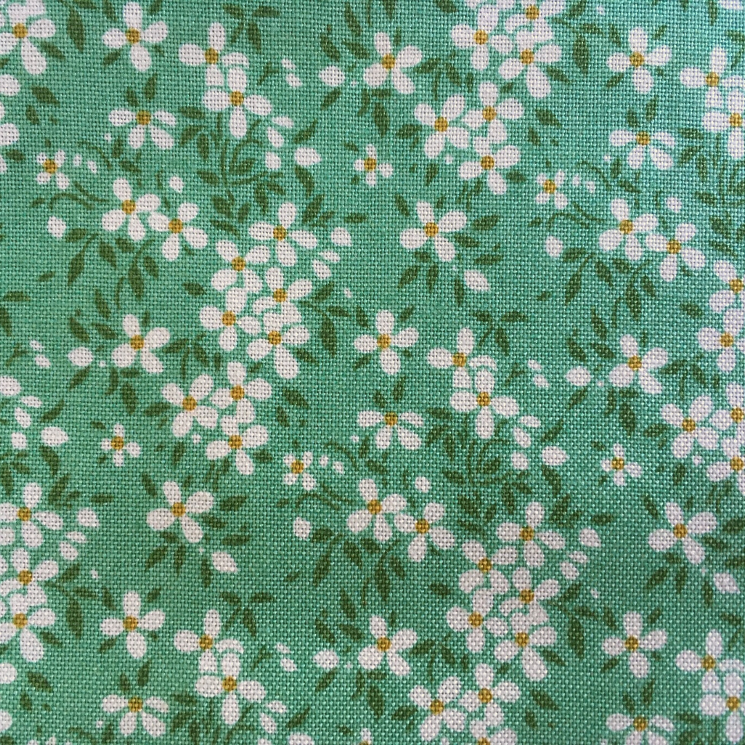 Cotton Face Mask - 120 (picture of fabric used for the mask)