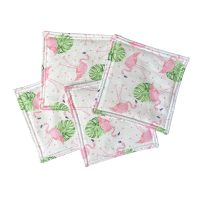 Coasters - Pack of 4 FLAMINGOS (145)