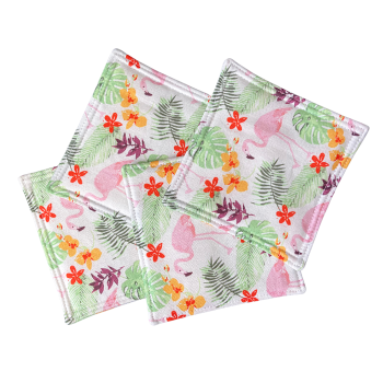 Coasters - Pack of 4 FLAMINGOS (144)