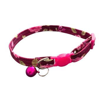 Cat Collar - ROSES